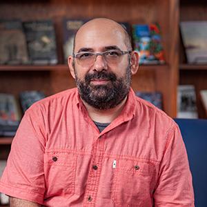 Headshot of Christian Santangelo